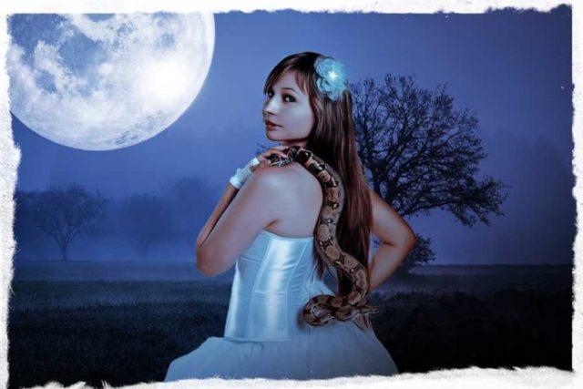 Pun Mesec u Vagi 31. marta 2018
