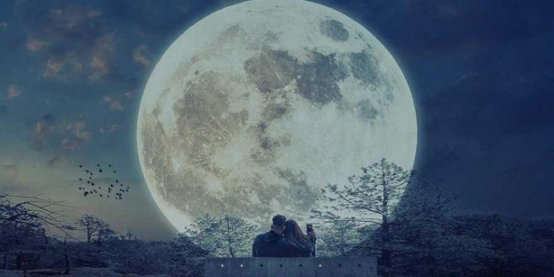 13. oktobra pun Mesec