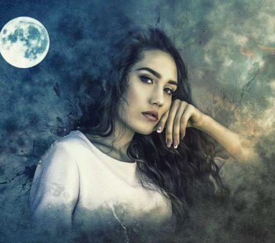 Pun Mesec u Ribama 14. septembra 2019.