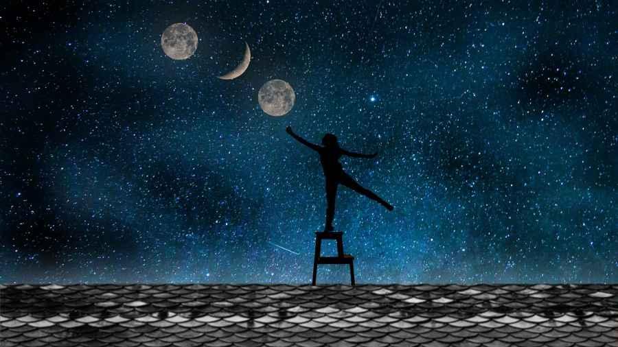 Spremite se za kosmičko raskršće: Mlad Mesec u Ovnu 24. marta 2020. daće vam snagu da se suočite sa teškim odlukama koji se tiču porodice, posla i ljubavi